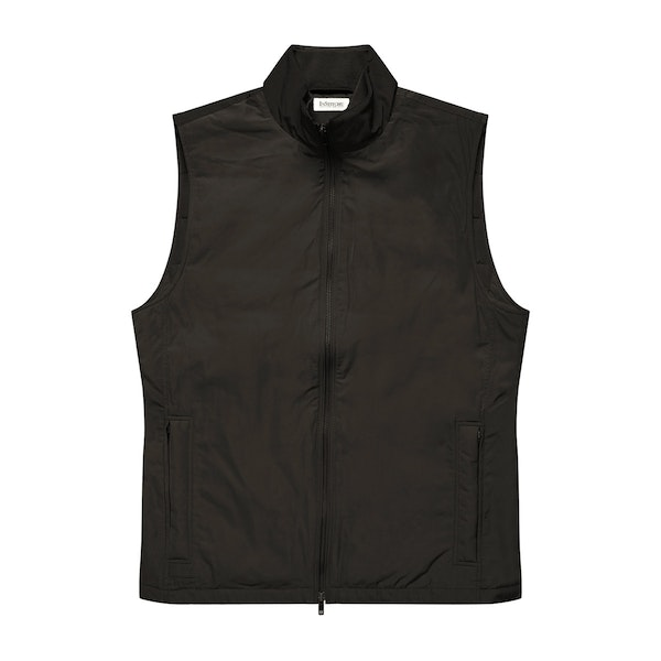 The Pemberton Black Vest