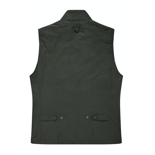 The Pemberton Grey Vest