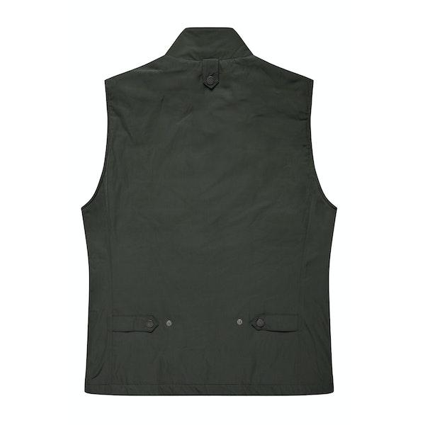 The Pemberton Grey Vest