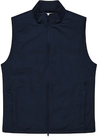 The Pemberton Navy Vest