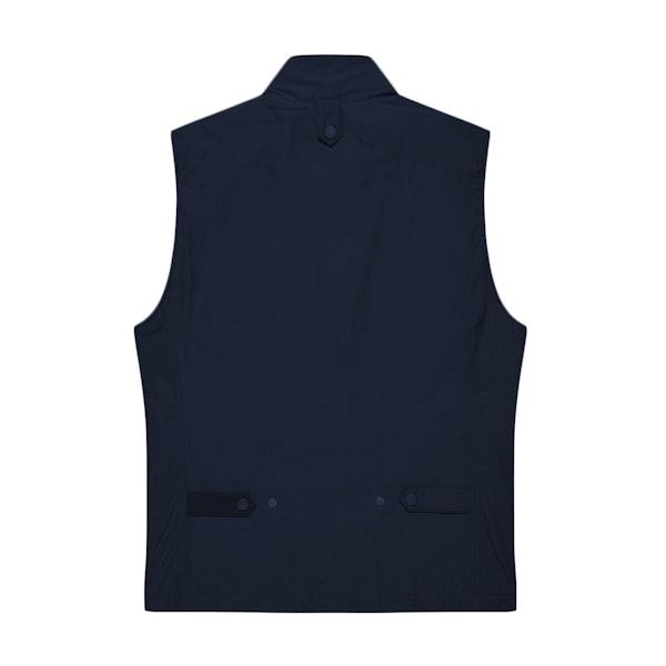 The Pemberton Navy Vest