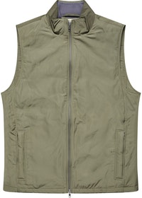 The Pemberton Olive Vest