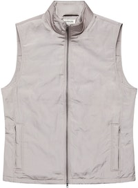 The Pemberton Taupe Vest