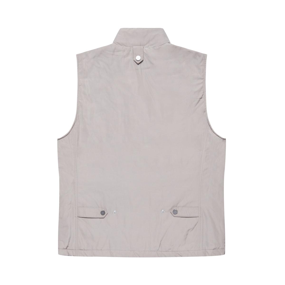 The Pemberton Taupe Vest
