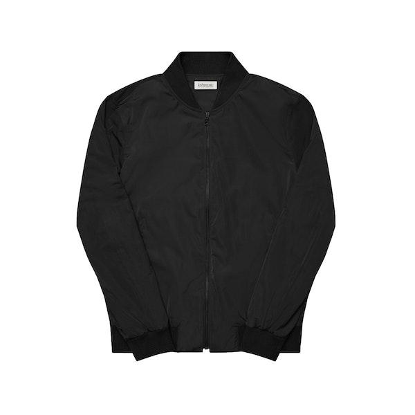 The Cheshire Black Bomber Jacket