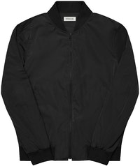 The Cheshire Black Bomber Jacket