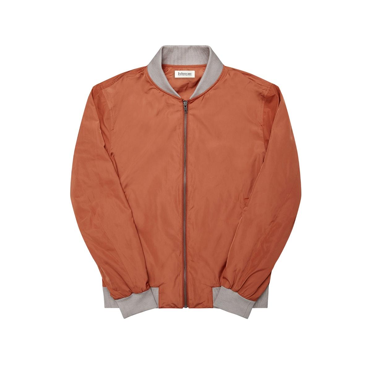 The Cheshire Clay Bomber Jacket