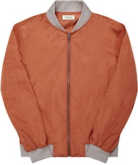The Cheshire Clay Bomber Jacket