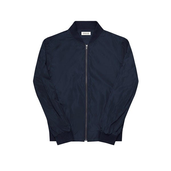The Cheshire Navy Bomber Jacket