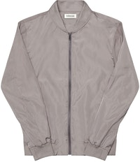 The Cheshire Taupe Bomber Jacket