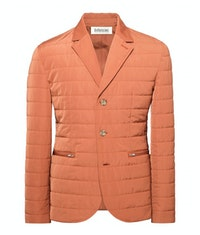 The Albion Quilted Clay Jacket