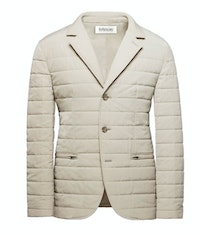 The Albion Quilted Sand Jacket