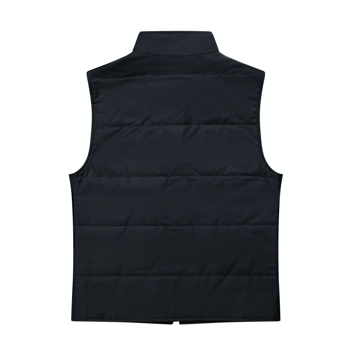 The Watergate Reversible Black Vest