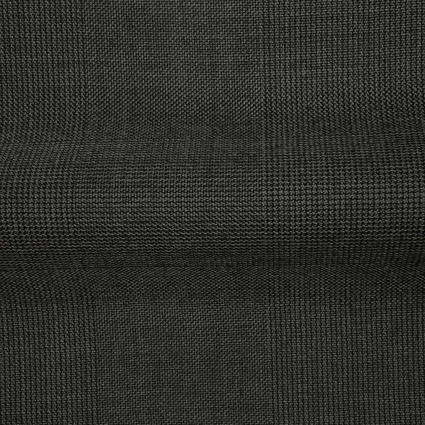 InStitchu Collection The Salerno Grey Glen Plaid Wool Pants
