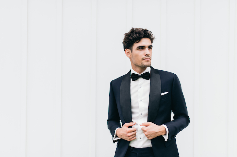 Perfectly Tailored Wedding Suits