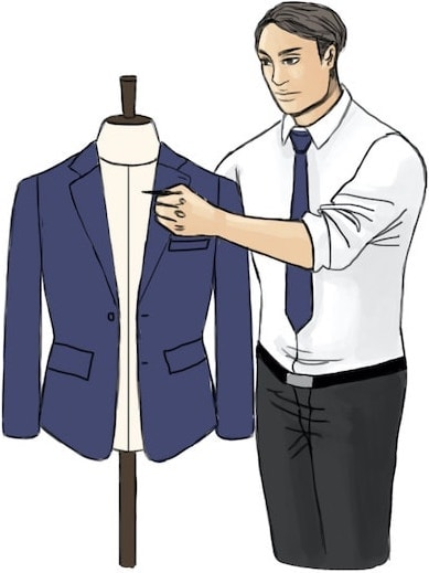 MEASURE YOUR FAVOURITE GARMENT