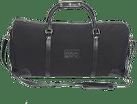 InStitchu Accessories bag TOC Black Canvas Duffel Bag