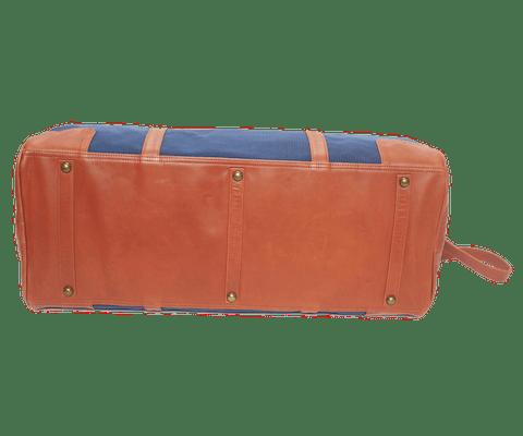 InStitchu Accessories bag TOC Blue Canvas Duffel Bag