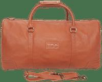 InStitchu Accessories bag TOC Brown Leather Duffel Bag