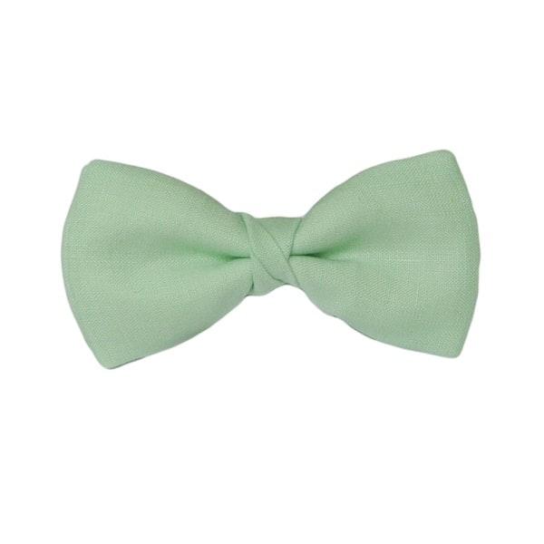 InStitchu Accessories bow-tie Krew & Co Gotta Crush Mint Bow Tie