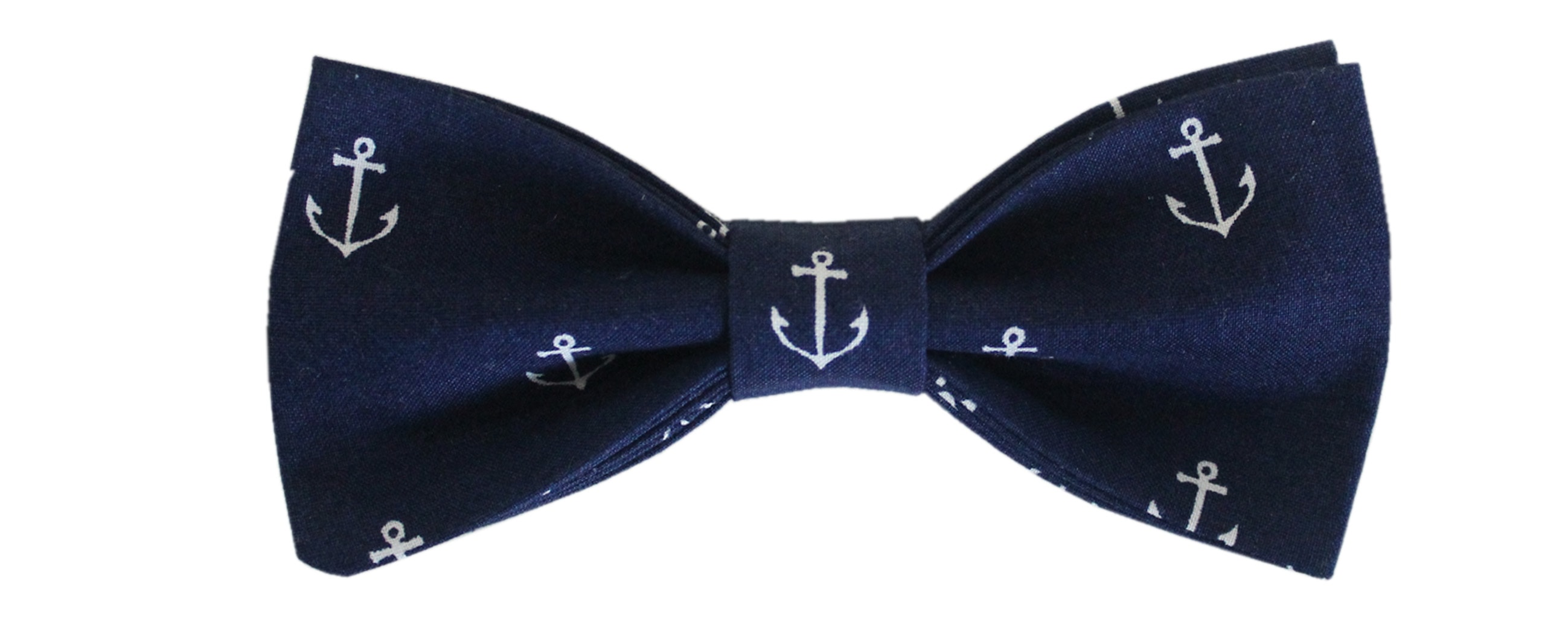 InStitchu Accessories bow-tie Hank in Chief Augustus Navy Bow Ti