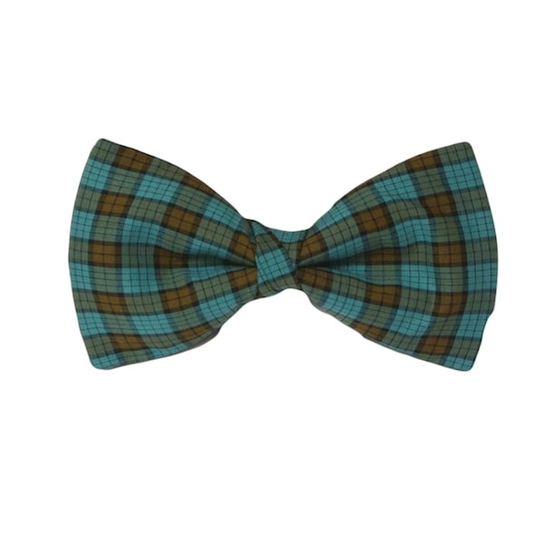 InStitchu Accessories bow-tie Krew & Co Cheque Me Out Bow Tie