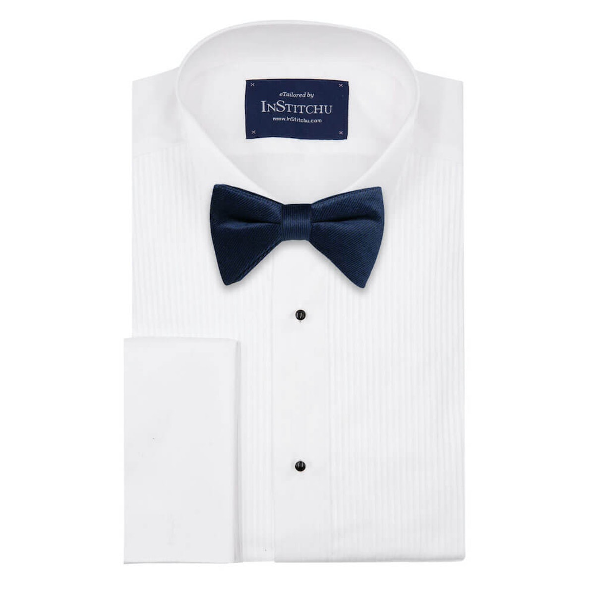 InStitchu Accessories bow-tie Hank in Chief Finn Bow Tie