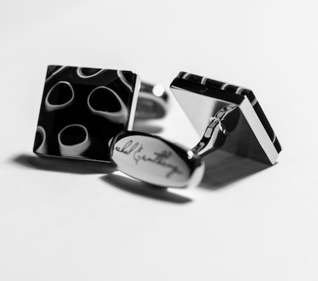 InStitchu Accessories cufflinks Rahul & Anthony Ecclisi