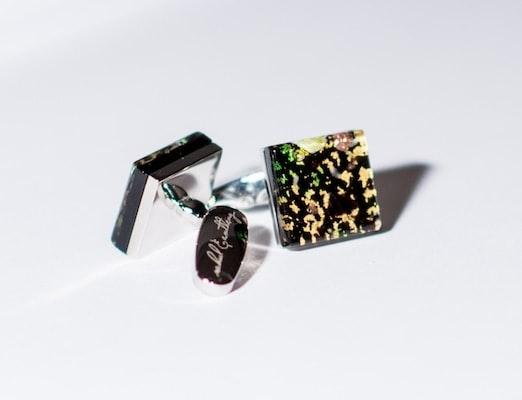 InStitchu Accessories cufflinks Rahul & Anthony Oasi