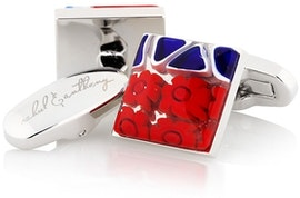 InStitchu Accessories cufflinks Rahul & Anthony Pappaveri