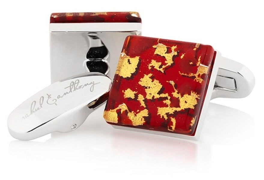 InStitchu Accessories cufflinks Rahul & Anthony Sangue Reale