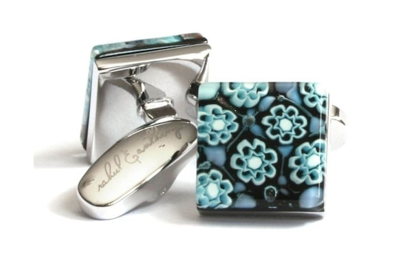 InStitchu Accessories cufflinks Rahul & Anthony Rugiada