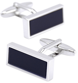 InStitchu Accessories cufflinks InStitchu Black Cufflinks