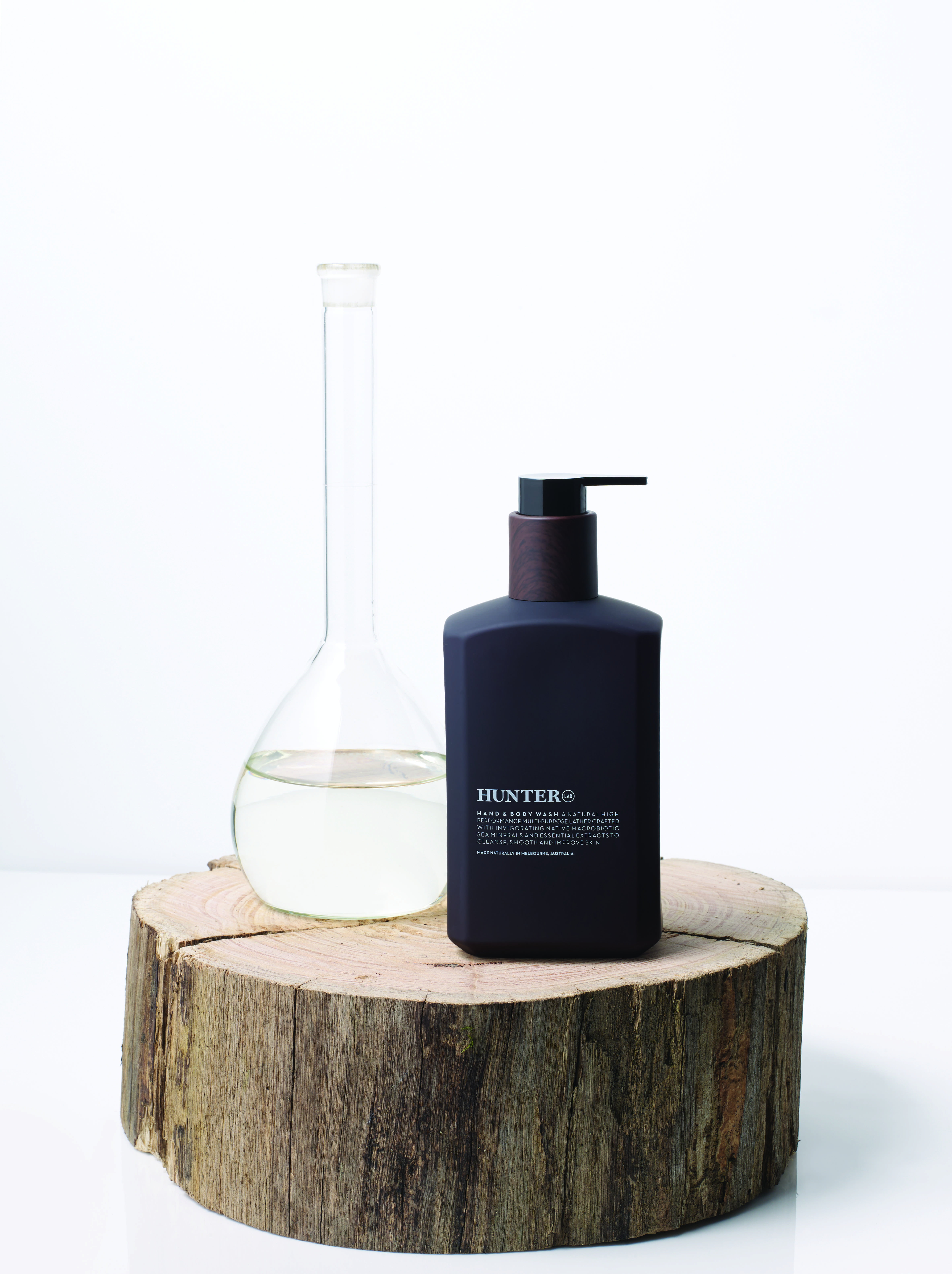InStitchu Accessories grooming Hunter Lab Hand and Body Wash 550mL