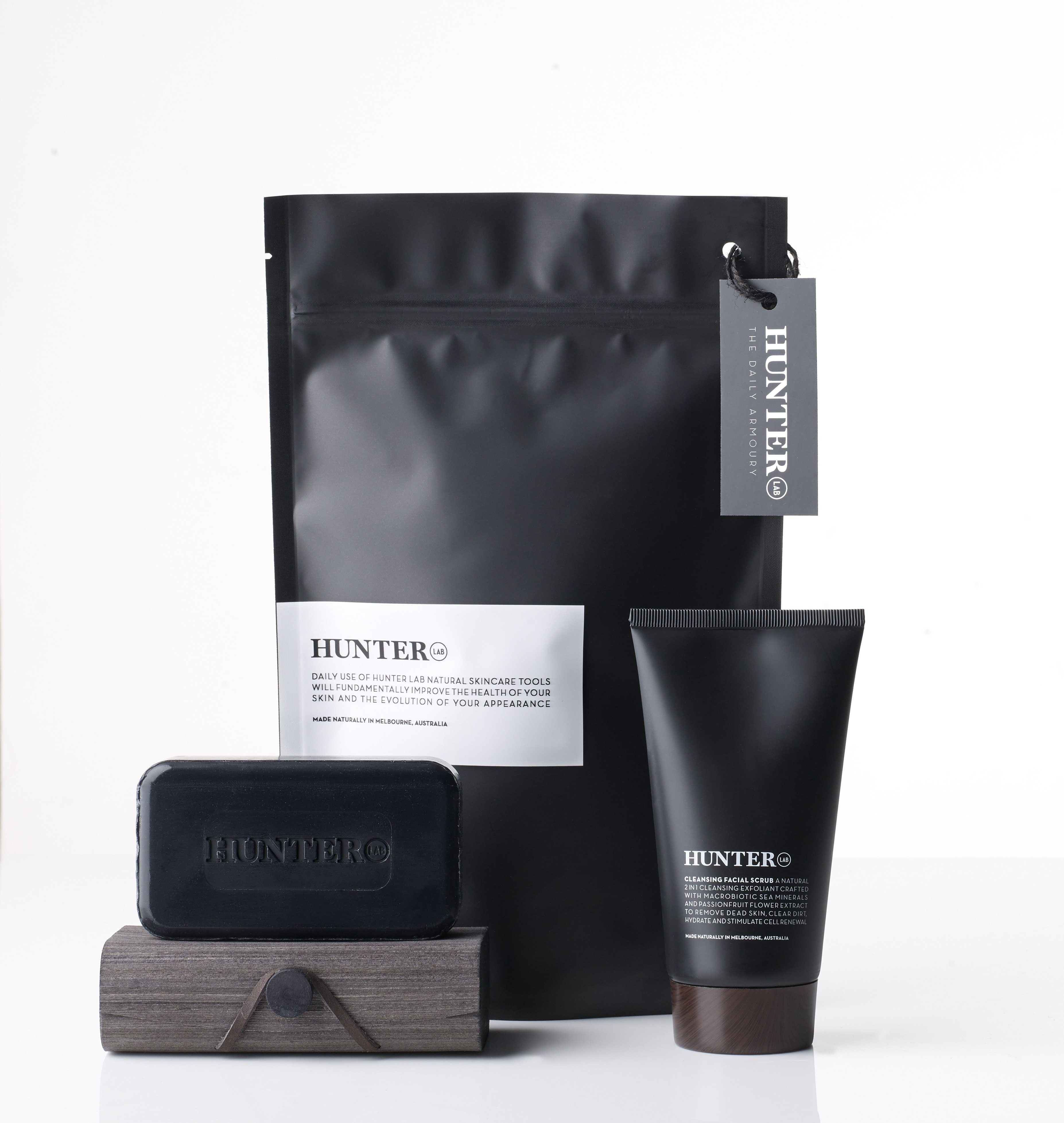 InStitchu Accessories grooming Hunter Lab The Cleansing Kit