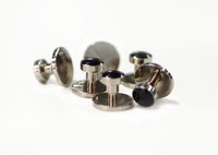 InStitchu Collection InStitchu Black Tuxedo Studs