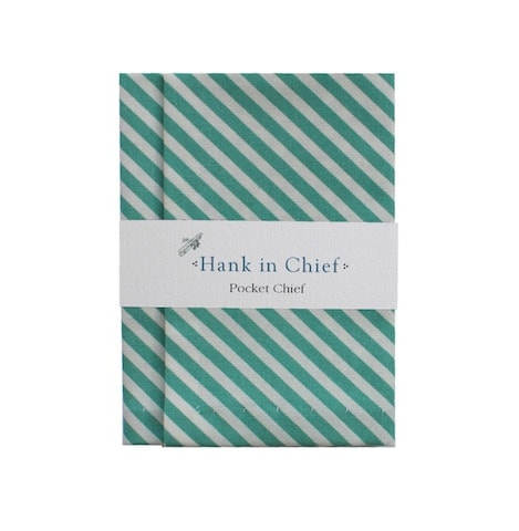 InStitchu Accessories pocket-square Hank in Chief Calvin Pocket Chief