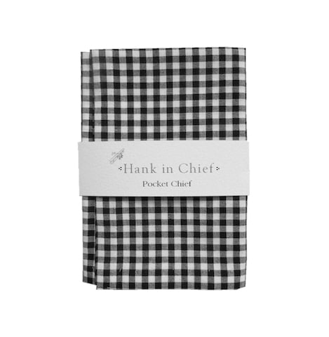 InStitchu Accessories pocket-square Hank in Chief Frank Pocket Chief