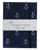 InStitchu Accessories pocket-square Hank in Chief Augustus Navy Pocket Chief