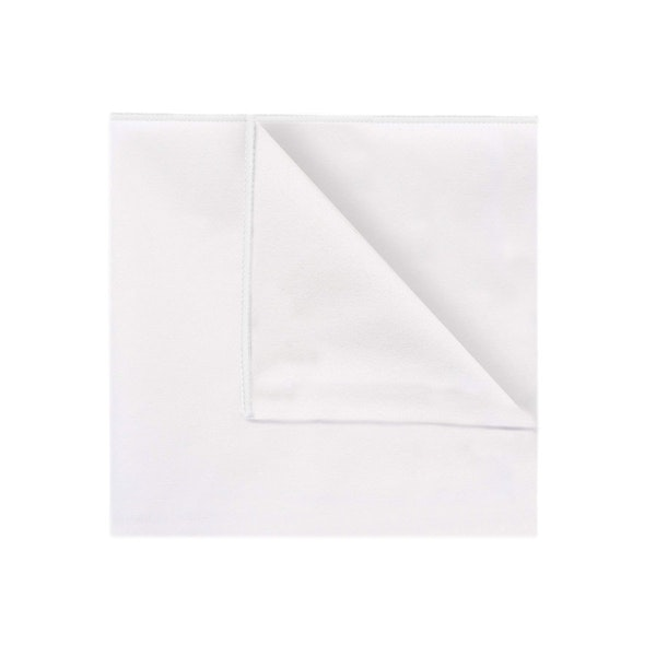 InStitchu White Poclet Square
