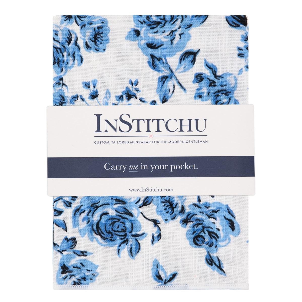 InStitchu Accessories pocket-square The Brennan