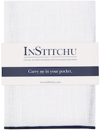 InStitchu Accessories pocket-square The Buckley