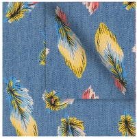 InStitchu Accessories pocket-square The Fogarty