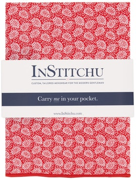 InStitchu Accessories pocket-square The Harwood