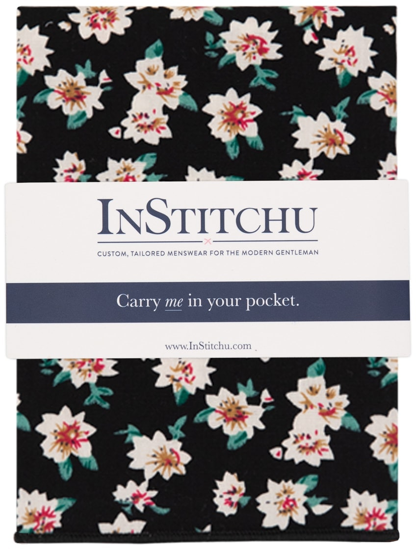 InStitchu Accessories pocket-square The Kinsella