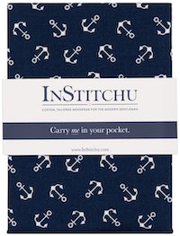 InStitchu Accessories pocket-square The Lehmann