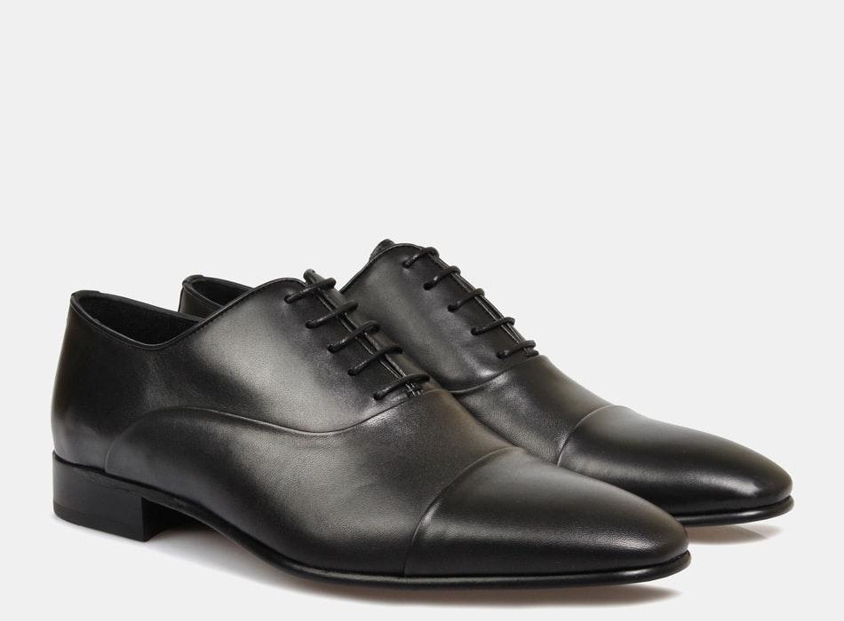 Brando Black Austin Lace Up shoes