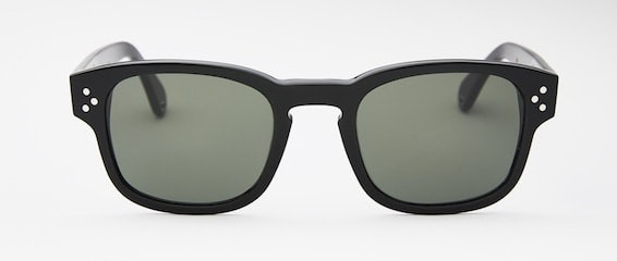InStitchu Accessories sunglasses Pacifico Optical Ashley Glosse Black with Grey Lens