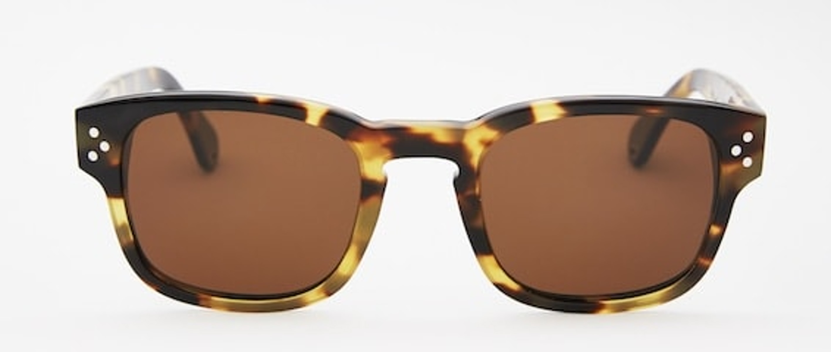 InStitchu Accessories sunglasses Pacifico Optical Ashley Honey Tortoise with Polarised Brown Lens