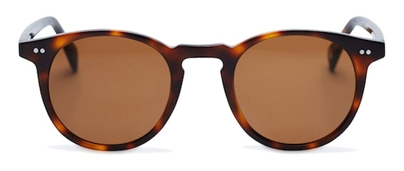 1fceaac384 InStitchu Accessories sunglasses Pacifico Optical Buckler Choc Havana with Brown  Lens